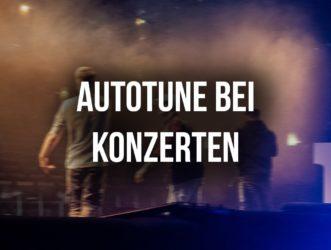 Autotune für Konzerte