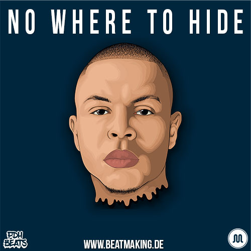 No where to hide Coverart